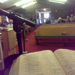 The word is always open at Living Faith fellowship
