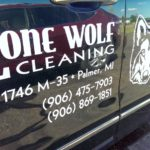 Lone Wolf Cleaning does a nice job freshening up the church each week